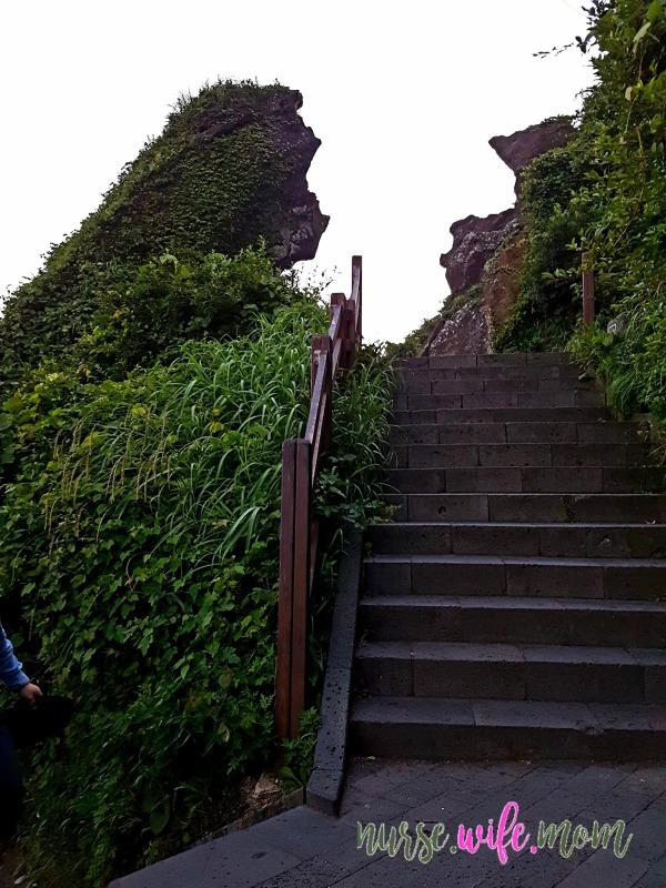 Stairs seongsan